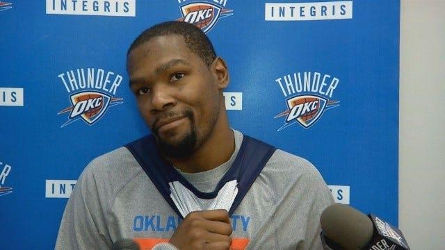 Durant Calls Out Reggie's 'Bush League' Behavior