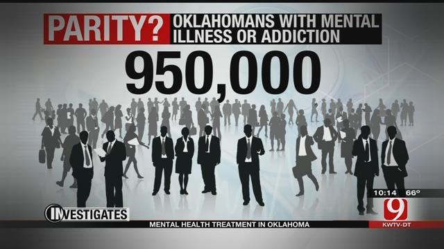 9 Investigates: Mental Health Care In Oklahoma