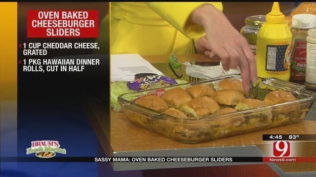 Oven Baked Bacon Cheeseburger Sliders