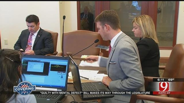 House Committee Passes 'Guilty But With Mental Defect' Bill