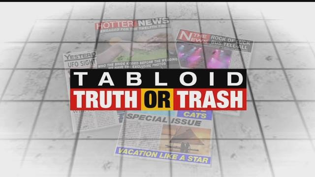 Tabloid Truth or Trash For Tuesday, March 29