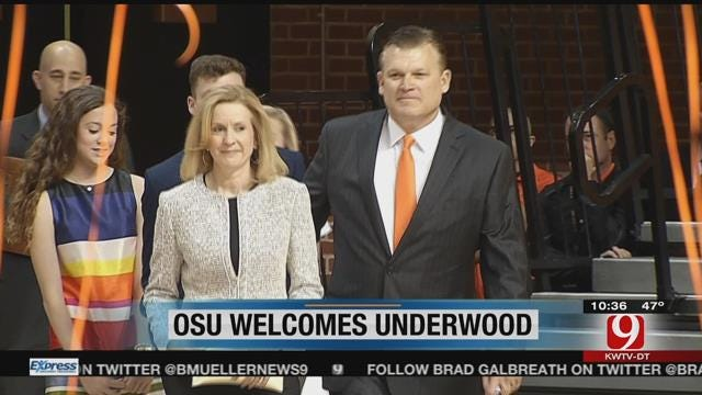 OSU Basketball: Is Underwood The Man For The Job?