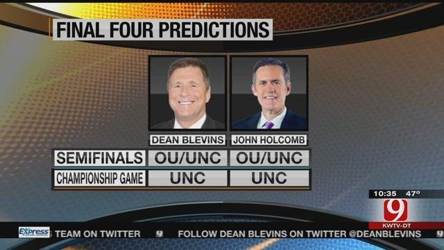 Dean & John Make Their Final Four Predictions