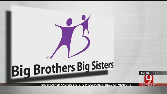 Big Brothers Big Sisters Program In Need Of Mentors