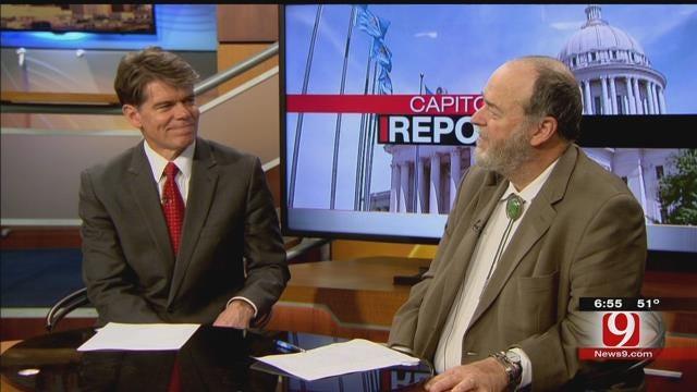 Capitol Report: Positive Tomorrows, Jennifer Burris