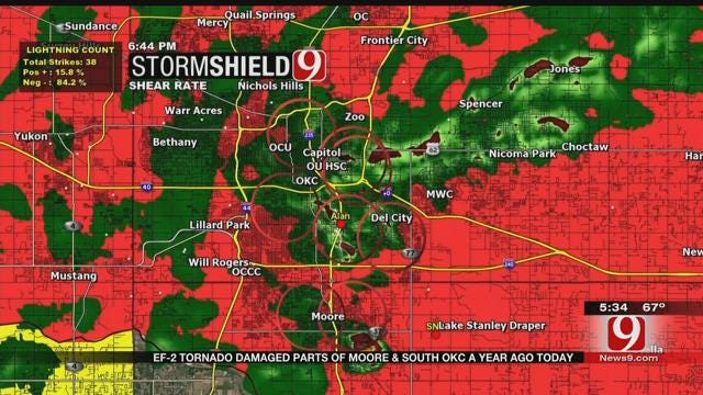 A Look At Moore Tornado One Year Later