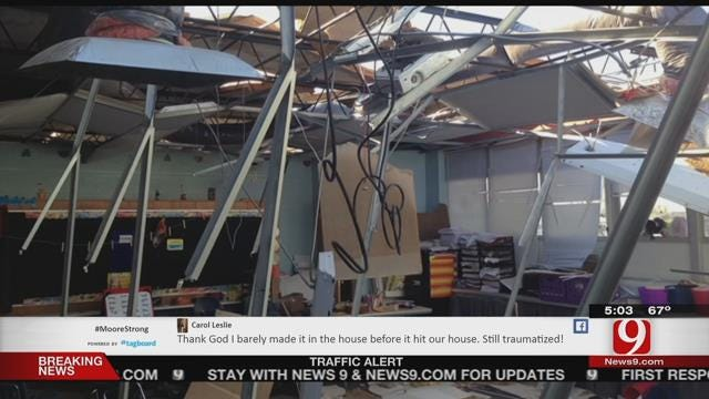 Southgate Rippetoe Elementary 1 Year After Tornadoes Destroyed Parts Of The School