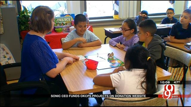 Beyond The Bell: OKCPS Welcomes Recent Donations Amid Budget Crisis