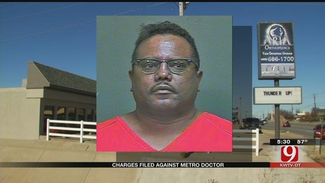 Charges Filed Against OKC Doctor, Employees Accused Of Running 'Pill Mill'
