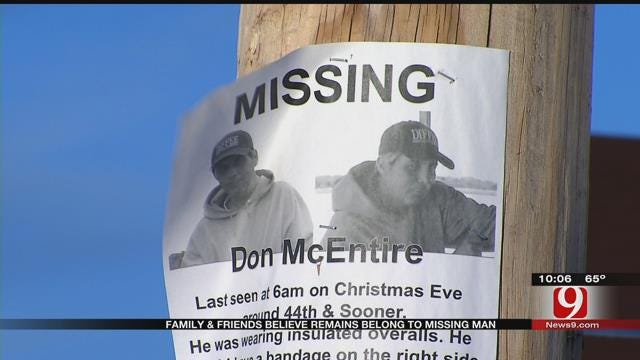 Family, Friends Believe Remains Found At Lake Stanley Draper Belong To Missing Man
