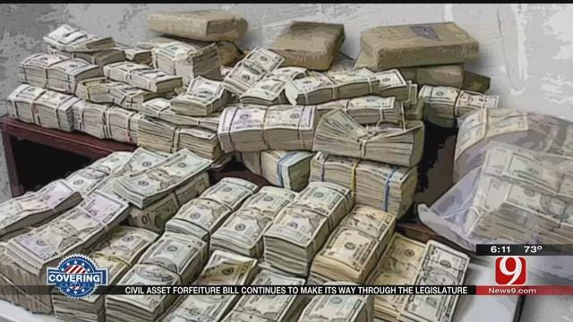 Civil Asset Forfeiture Bill Passes House Committee