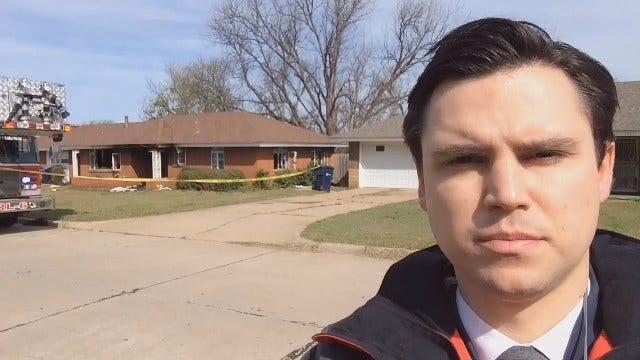 WEB EXTRA: Grant Hermes Updates On OKC House Fire That Killed 2 Children