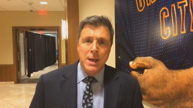 Dean's Halftime Analysis As OU Leads VCU 44-31
