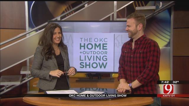 OKC Home & Outdoor Living Show: Matt Muenster