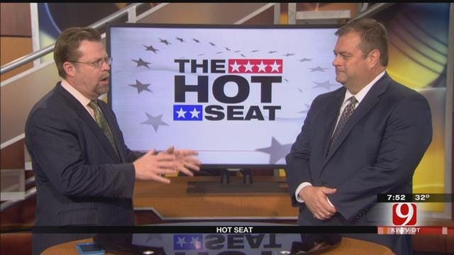 Hot Seat: Jeff Dismukes