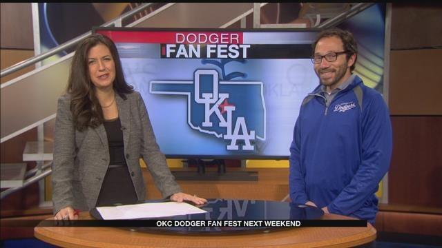 OKC Dodger Fan Fest