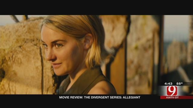 Dino's Movie Moment: Allegiant