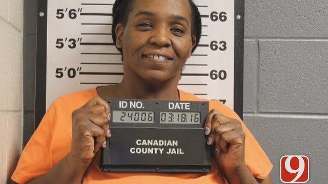 WEB EXTRA: Woman Smiles In Mug Shot After Her Arrest For Stealing Ambulance