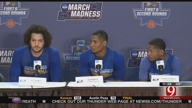 Cal State Bakersfield Not Backing Down From OU