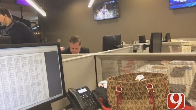 WEB EXTRA: News 9's Aaron Brilbeck Calls Phone Scammer