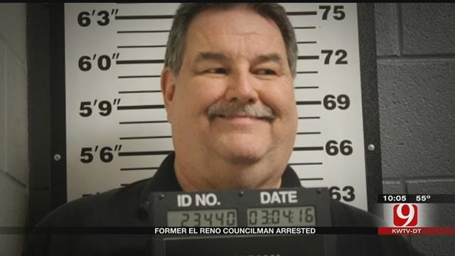 Former El Reno Councilman Charged In Connection With Illegal Gambling