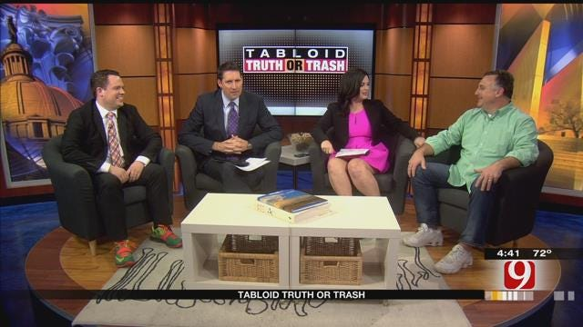 Tabloid Truth or Trash For Tuesday, March 15
