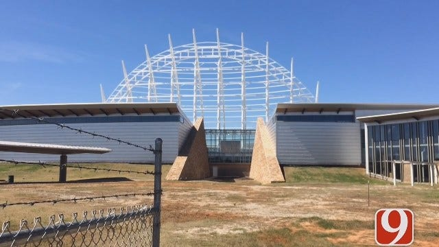 Oklahoma City Approves Plan To Finish American Indian Cultural Center