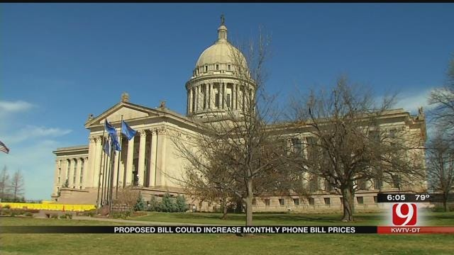 House Passes Bill That Critics Say Will Raise Your Phone Bill