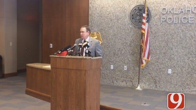 WEB EXTRA: Police Chief Bill Citty Updates On McClendon Crash