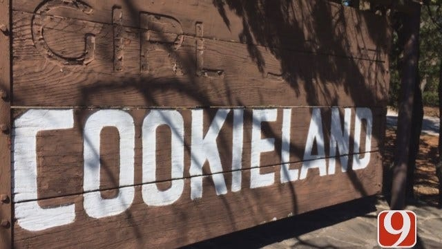 WEB EXTRA: Proposed Turnpike Expansion To Impact Girl Scout's 'Camp Cookieland'