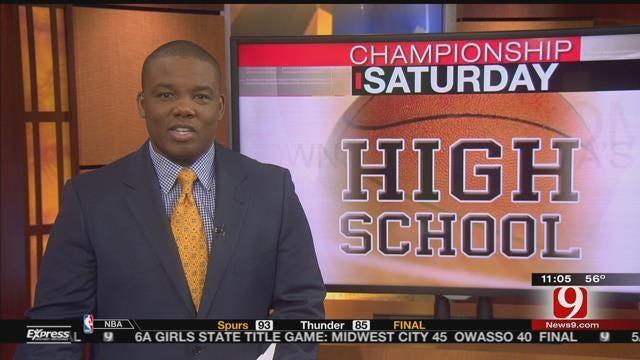 High School Basketball Championship Highlights