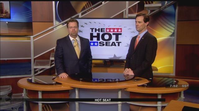 Hot Seat: Rep. Jason Nelson