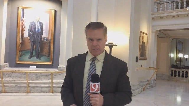 WEB EXTRA: Aaron Brilbeck Reviews Oklahoma Legislature Week