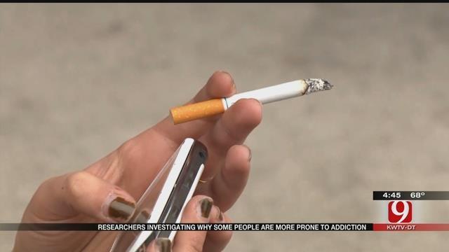 Medical Minute: Cigarette Addiction