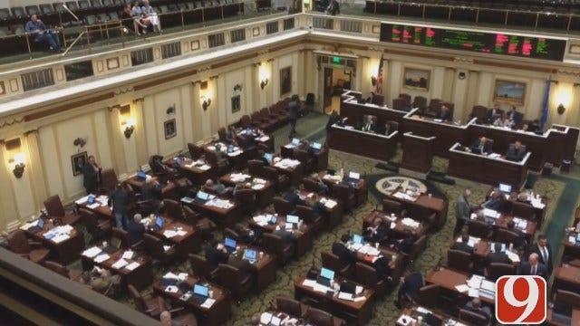 Legislature Scrambling To Hear Bills Before End Of Week Deadline