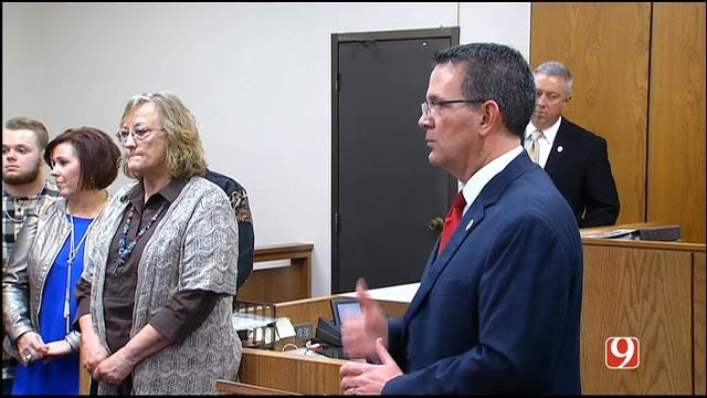 WEB EXTRA: News Conference After Alan Hruby Pleads Guilty To Killing Family
