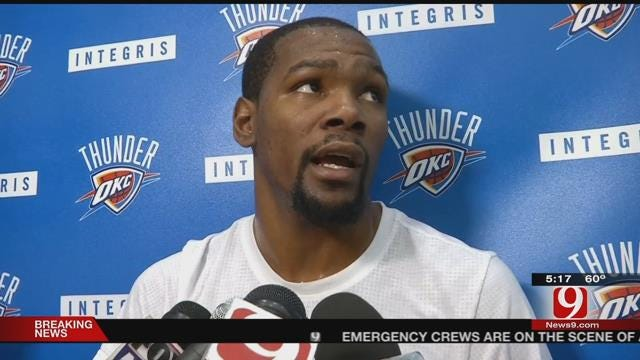 Thunder Report: Clippers In OKC