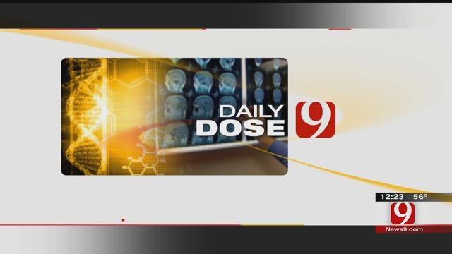 Daily Dose: Doctor's Visit After Strange Eye Injury?