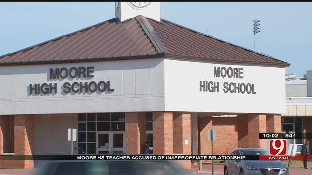 Police Investigate Allegations Against Moore High School Teacher