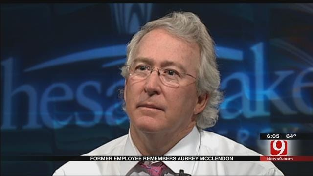 Former Employee Remembers Aubrey McClendon
