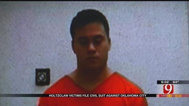 Holtzclaw Victims File Civil Suit Against Oklahoma City