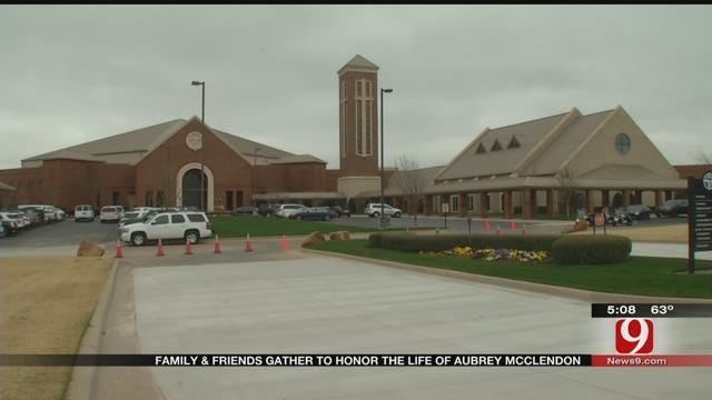 Oklahomans Pay Respects To Aubrey McClendon At Public Memorial Service