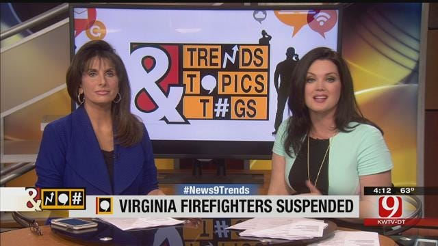 Trends, Topics & Tags: Virginia Firefighters Suspended After Judgment Call