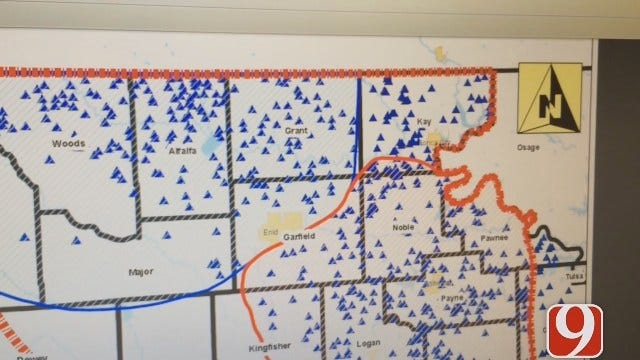 WEB EXTRA: OCC Tries To Reduce Earthquakes In OK