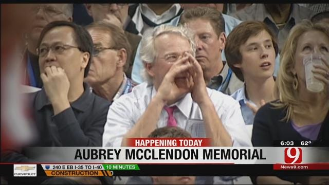 Oklahomans To Remember Aubrey McClendon At Memorial Service