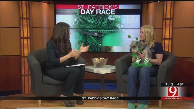 St. Paddy's Day Race: Run for Healthier Communities