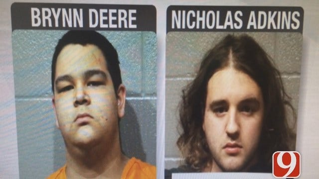 Three OK Teens Arrested On First Degree Murder Complaints