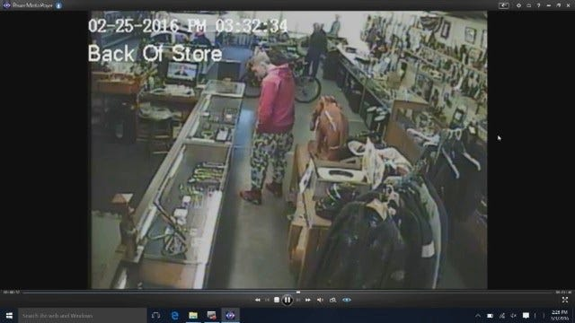 WEB EXTRA: Part II Of Video Taken During Warr Acres Larceny