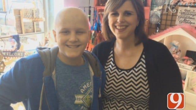 Upcoming Fundraiser For Shawnee Boy Battling Cancer