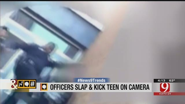 Trends, Topics & Tags: Video Shows Baltimore School Officers Assaulting Student